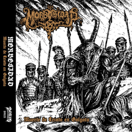 Morbosidad Cassette Cover