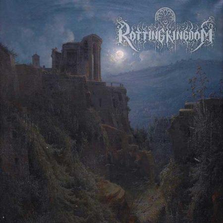 Rotting Kingdom EP cover art